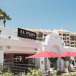 El Paso Bar & Restaurant Terrace