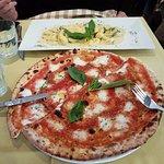 Pizza e Tortellini