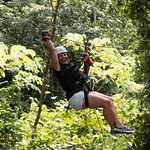 Zipline at Treetop Adventure Park! 12 Amazing Ziplines - Highest, Longest, and Fastest in St. Lu