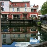 Le Moulin de L'isle