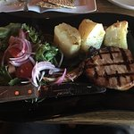 Pork Chop with Roasted Potatoes