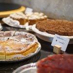 hausgemachte, wunderbare Kuchen und Torten!