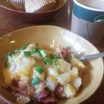 Amazing free breakfast