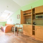 family suite 615, kitchenette