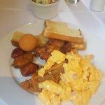 Breakfast at San Fernando