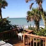 Sanderling cottage sun deck