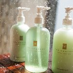 Our signature botanical spa products