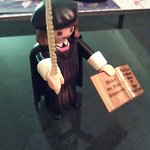 Playmobil Martin Luther from the shop!