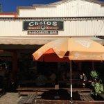 Entrance at Cholo's