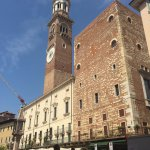 View from Piazza Erbe