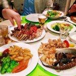 Zestawy Mix Grill, Archipelagos i sałatka el greco