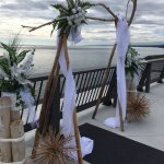 Discovery Deck Wedding