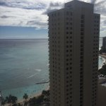 partial ocean view from 35th floor