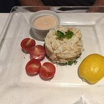 Guernsey crab