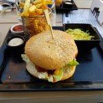 Beefburger 'Hawaï