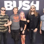 Meet and greet with the band BUSH and Bluestem Amphitheater