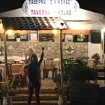 Amazing Taverna - great food, great staff, great value for money with an amazing welcome. Greek