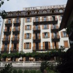 Front of the Hotel Richemond