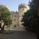 tRaveling back in time through Medieval Town of Rhodes