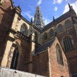 Photo de Sint-Bavokerk (Church of St. Bavo)