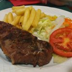 Sirloin steak - at least 8oz