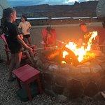 nightly campfire