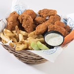 Award-winning Canadian Chicken Wings served in 101 flavours.