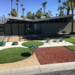A mid-century masterpiece in Palm Springs.