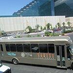 Tahiti Village Shuttle Bus to Strip, Las Vegas, Nevada