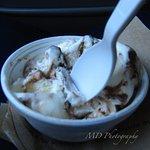 whisky fudge praline swirl (1 scoop)