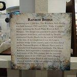 Rainbow Bridge Display Area