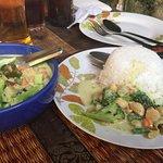 Photo de Comida Thai