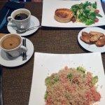 Lunch, Quinoa Salad