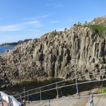 Photo of Tojinbo Cliff