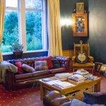 Inside the communal Living Room