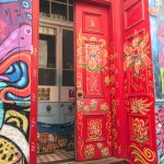 Behind this amazing door is quite the Chilean culinary experience!