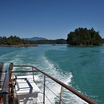 Aboard the Raincoast Maiden, Ucluelet