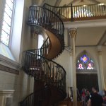 The Miracle Staircase