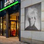 Photo de art'otel berlin kudamm