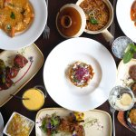 From Indian Street food to dishes from the palaces of India