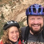 On the trail with Bright Angel Bicycles