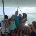 Buena embarcacion comoda segura, ideal para la familia