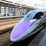 500 Type Eva (Shinkansen Evangelion Project)