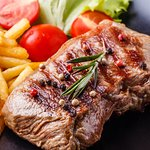 From quick lunchtime bites to classic pub favourites and succulent steaks.