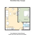 Wyndham Bay Voyage Resort Floor Plan