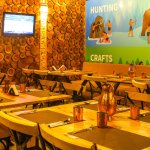 Grill House Interior Design