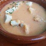 Salmorejo - Cold tomato soup