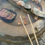 Cooking Eggs in a Natural Hot Spring