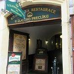 Restaurace U zlatého preclíku