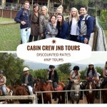 Cabin Crew Tours - Lion Park & Horse Riding
